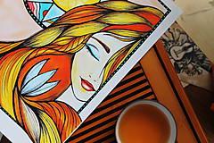 Kresby - Slnko v duši - 11108311_