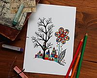 Kresby - Odkvitá svet - 11108374_
