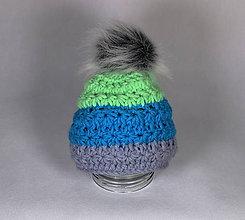 Detské čiapky - Čiapka A - 11108784_