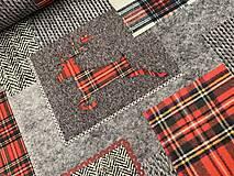 Textil - Bavlnené latky dovoz Francúzsko STOF - 11106207_