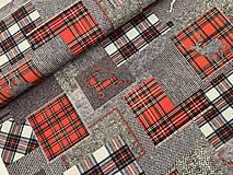 Textil - Bavlnené latky dovoz Francúzsko STOF - 11106217_