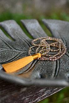 Náhrdelníky - Mala náhrdelník - 11106963_