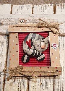 Odznaky/Brošne - Set brošňa + náušničky - mačka zzz - 11106655_