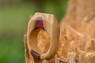 Prstene - Prsteň Sambucus Rosa - 11108872_