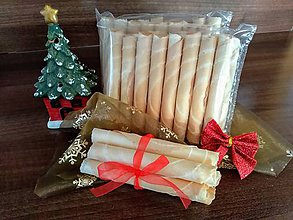 Potraviny - Vianočné trubičky firma Terka - 11108930_