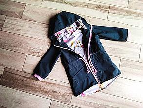 Detské oblečenie - Detská softshellová parka - 11106094_