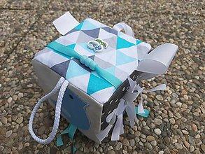 Hračky - Susugo Montessori kocka. - 11108315_