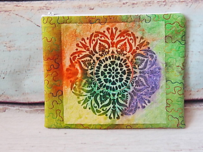 Taštičky - Kapsička Sunprint - 11106054_