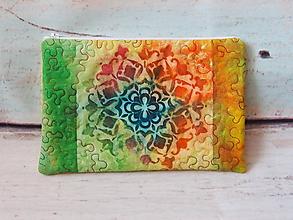 Taštičky - Kozmetická Sunprint - 11106081_