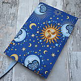 Papiernictvo - Univerzální obal na knihu - My sun and stars - 11111759_