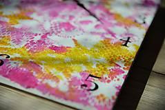 Hodiny - Kvetované hodiny - 11112956_