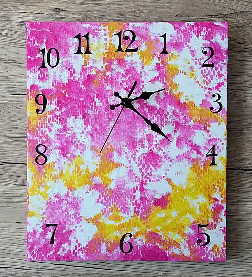 Kvetované hodiny