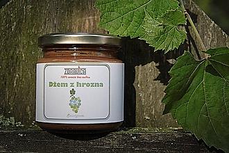 Potraviny - hROZnový džem Savignon 100% ovocia - 11111111_