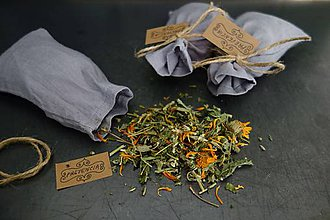 Potraviny - čaj prevencia - 11111480_