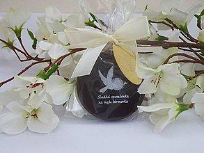Drobnosti - Čokoládky na BIRMOVKU (Horká čokoláda) - 11111680_