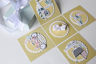 Papiernictvo - Svadobná krabička na peniažky - 11111646_