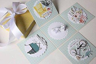 Papiernictvo - Svadobná krabička na peniažky - 11111654_