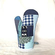 Úžitkový textil - Chňapka - 11110516_
