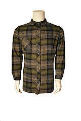Košele - vlnená košeľa - 11112849_