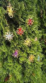 Dekorácie - Dekorácie na stromček - 11110433_
