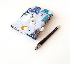 Papiernictvo - Zápisník Medved v lese - A6 - 11110034_