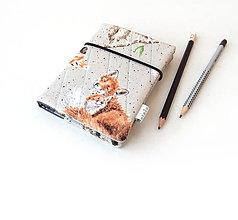 Papiernictvo - Zápisník Mláďatá - A6 - 11110041_
