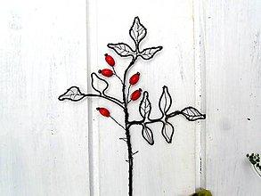 Dekorácie - Šípková halúzka - 11109999_