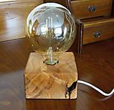 Svietidlá a sviečky - Lampa V4 - 11116113_