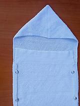 Textil - Detská pletená deka - 11114533_
