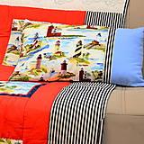 Úžitkový textil - Majak. - 11116248_