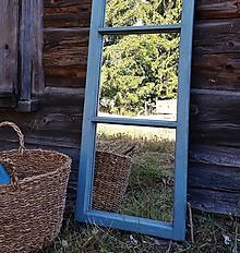 Zrkadlá - Zrkadlo zo starého okna - 11114684_