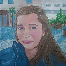 Obrazy - Portrét (na objednávku) - 11116805_
