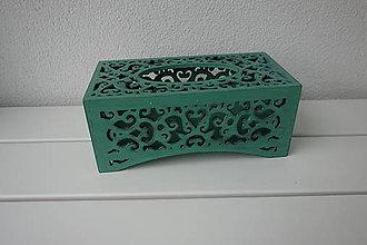 Krabičky - servítková - 11115176_