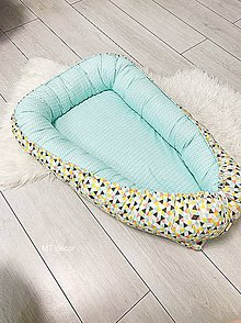 Textil - HNIEZDO pre bábätko - 11116938_