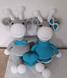Hračky - Lásky žirafky :) - 11116838_