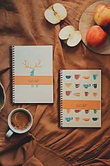 Papiernictvo - Jesenné zápisníky - 11116186_