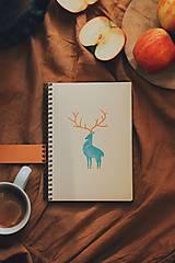 Papiernictvo - Jesenné zápisníky - 11116187_
