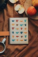 Papiernictvo - Jesenné zápisníky - 11116188_