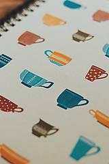 Papiernictvo - Jesenné zápisníky - 11116190_