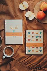 Papiernictvo - Jesenné zápisníky - 11116191_