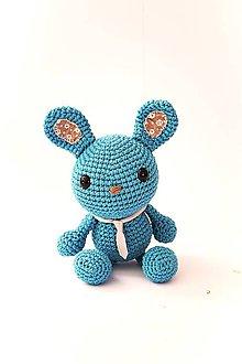 Hračky - Bllu the bunny - 11118310_