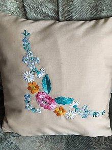 Úžitkový textil - Vankúšik do slovenskej izby - 11118635_