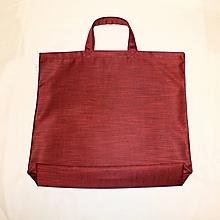 Nákupné tašky - veľká pevná nákupná taška (Zero Waste) - 11119245_