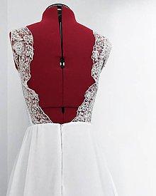 Šaty - Svadobné šaty - 11118230_