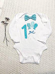 Detské oblečenie - BODY, BODIČKO na oslavu, personalizované TRIČKO - 11117075_