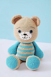 Hračky - Tuffy bear - 11120938_
