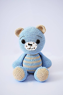 Hračky - Henry bear - 11120981_