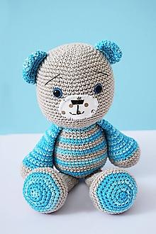 Hračky - Keith bear - 11120996_
