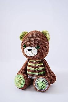 Hračky - Bruce bear - 11121009_