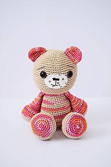 Hračky - Shaz bear - 11121027_